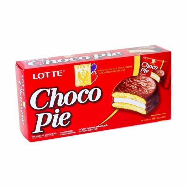 Choco Pie 168г